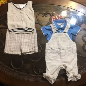 Baby Koala Botique and First Impressions Outfits